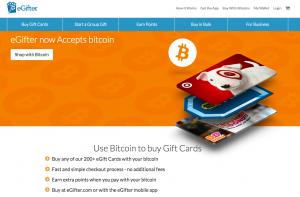 eGift Box Bitcoin
