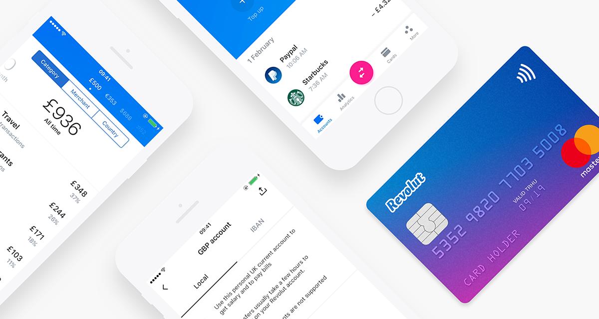 Revolut card _ app 2