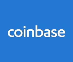 Coinbase logo quadrato