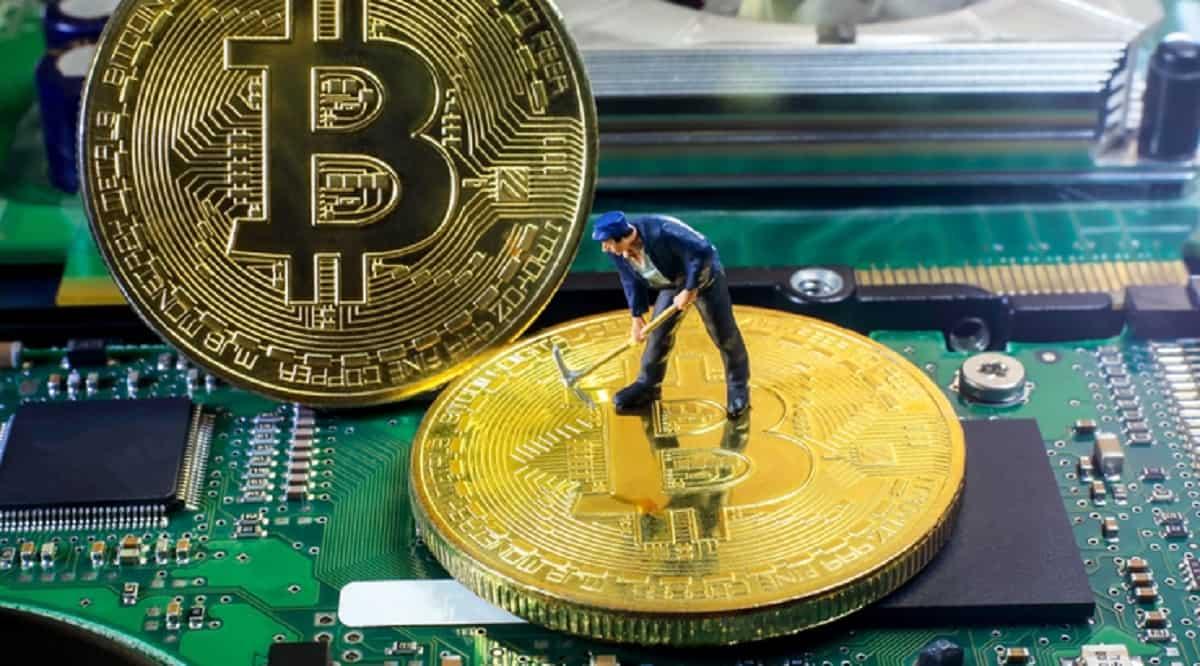 calcolatore hardware minerario bitcoin