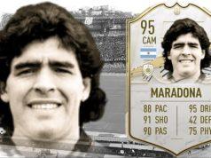 Maradona Fifa 21